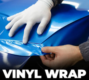 Automotive Vinyl Wrap